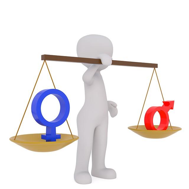rovnoprávnost pohlaví