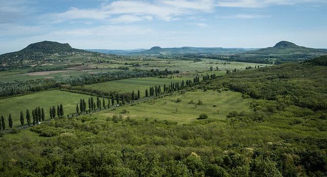 hory v Maďarsku