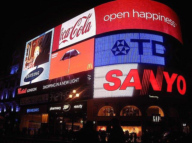 reklama je všude